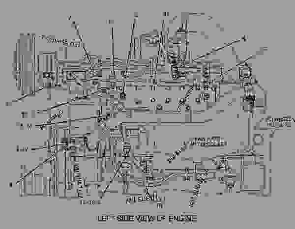 cat 3126 ipr wiring diagram