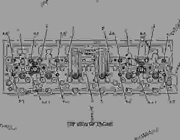 c15 caterpillar engine wiring harness