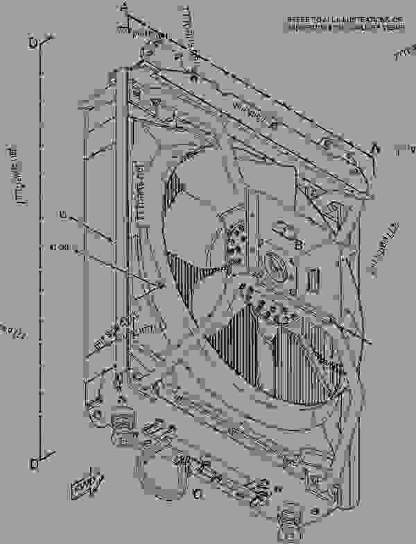 caterpillar c9 engine diagram