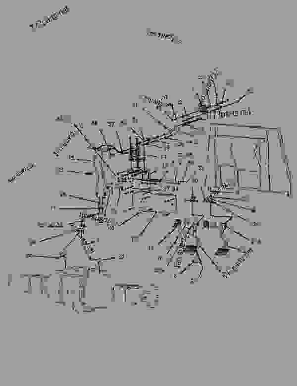 caterpillar wiring diagram caterpillar c7 c9 c15 acert service