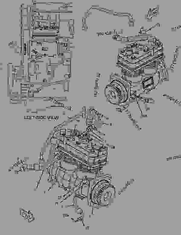 caterpillar engine wiring diagrams