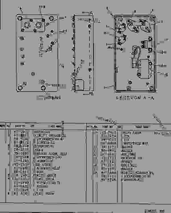 caterpillar 950g panel fuse box diagram