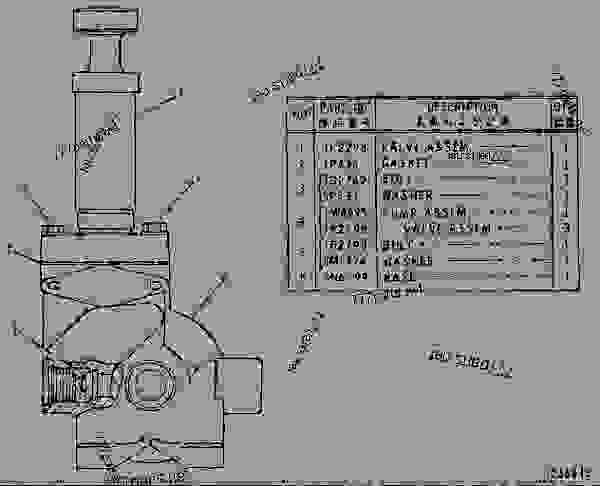 clark fuel pump