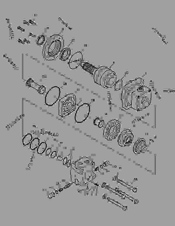 mustang skid loader wiring diagram