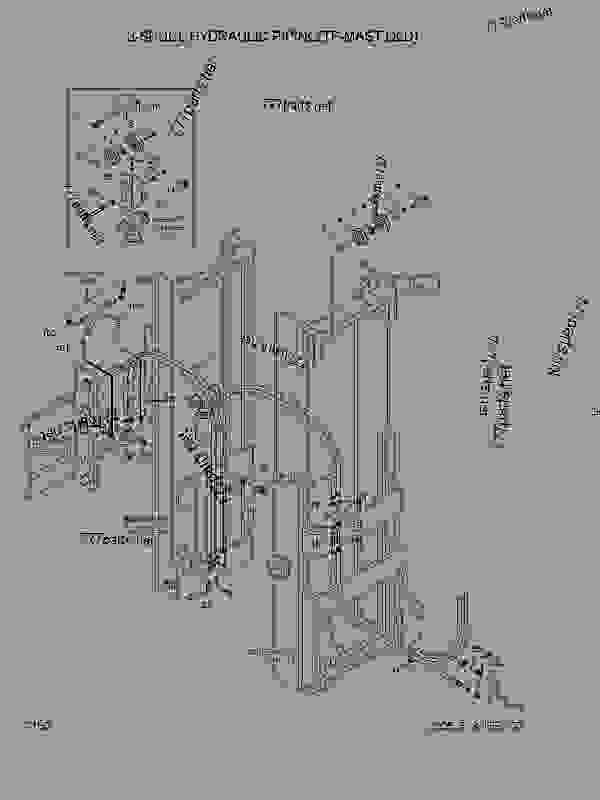 komatsu 25 forklift wiring diagram