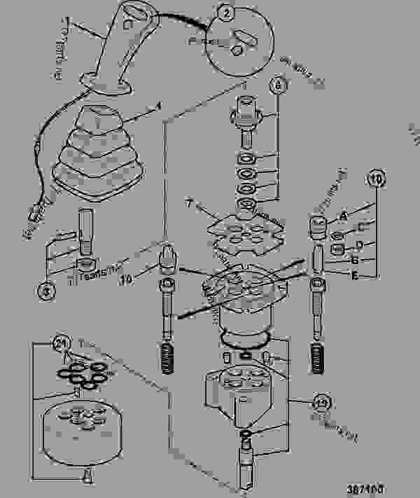 case 586g wiring diagram