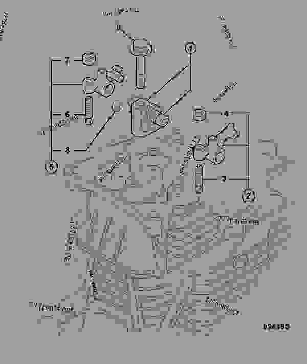 ROCKER ARM, ASSEMBLY, L70A - CONSTRUCTION JCB HTD 5 - JCB,SMALL