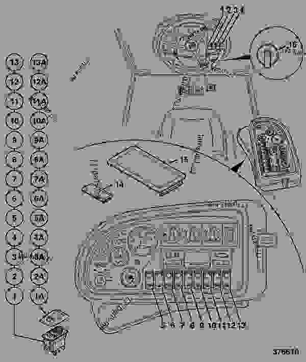 cat light wiring diagram