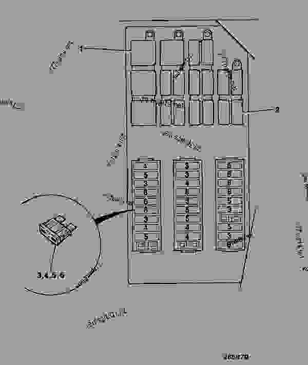 jcb 530 70 fuse box diagram