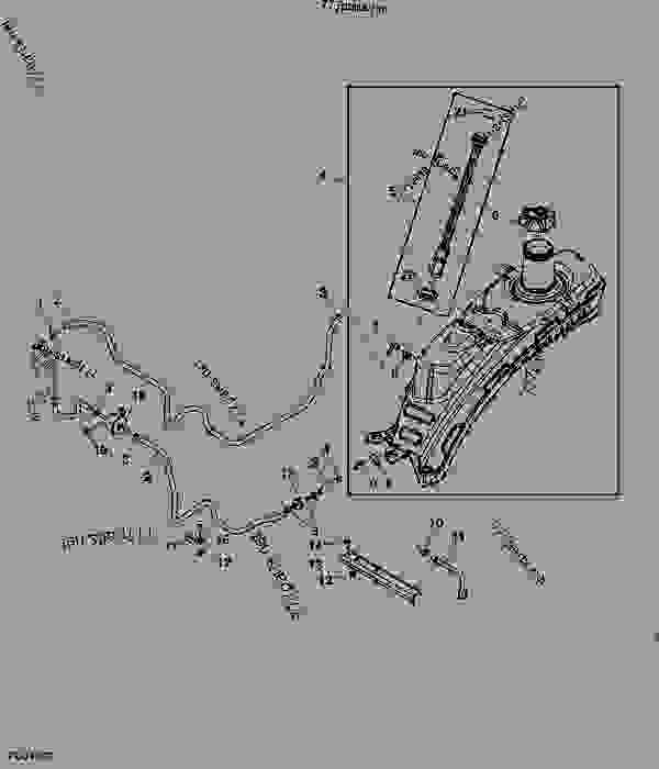 1026r John Deere Starter Wiring Diagrams John Deere 317 Wiring