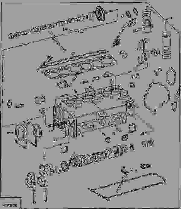 john deere amt 622 engine diagram
