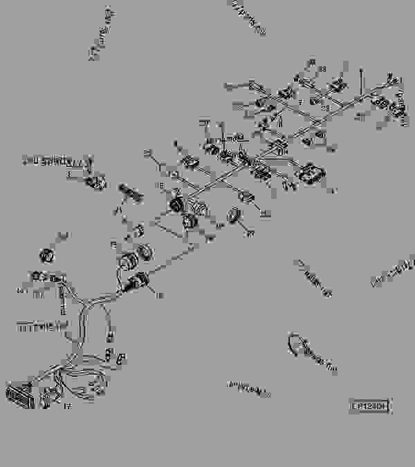 john deere bale trak monitor wiring diagram