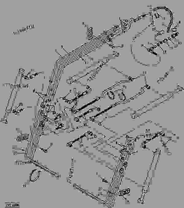 john deere 148 loader parts - auto electrical wiring diagram  semanto.me