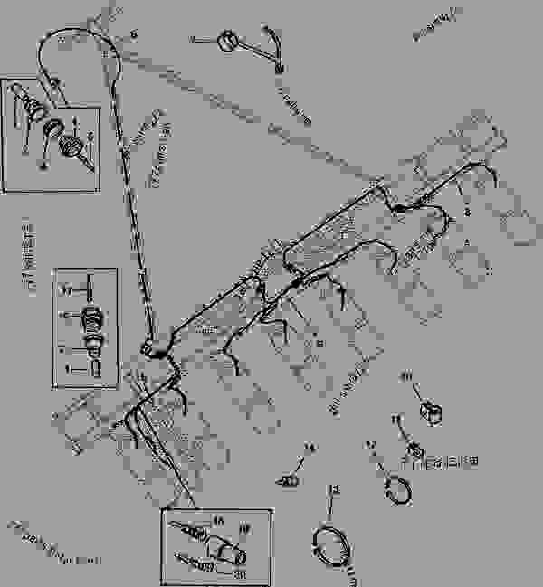 john deere planter wiring diagram