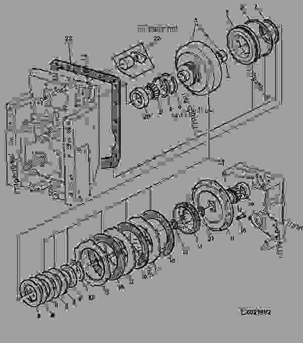 john deere ignition wiring diagram 6200