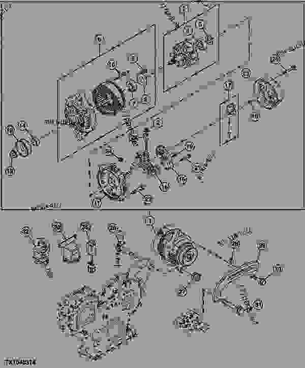 jd 50d engine wiring diagrams