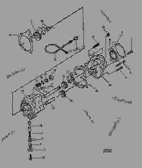 n14 cummins engine internal diagram