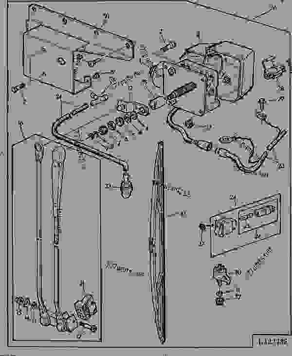wiring diagram for john deere 3040