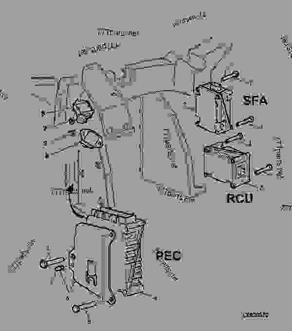 wiring diagram fuel gauge jd 2020 tractor