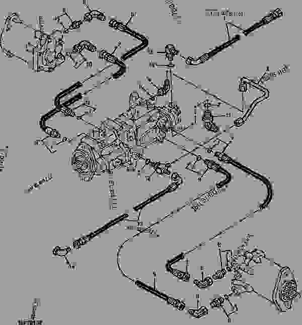 John Deere 1520 Wiring Diagram Electronic Schematics collections