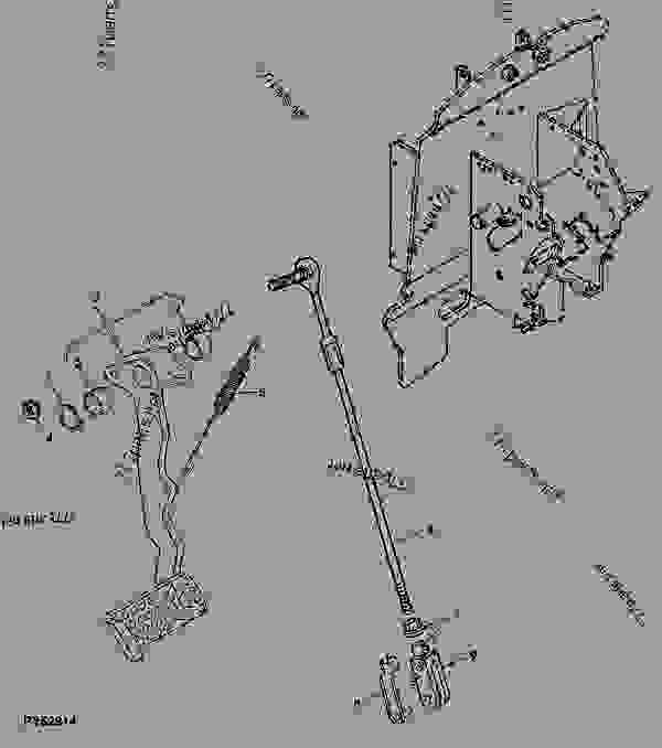 deere 120 excuators wireing diagram