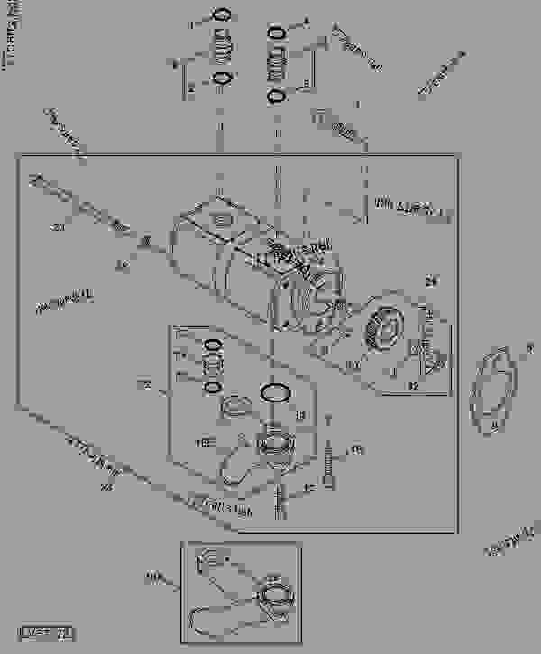 john deere d100 electrical schematic