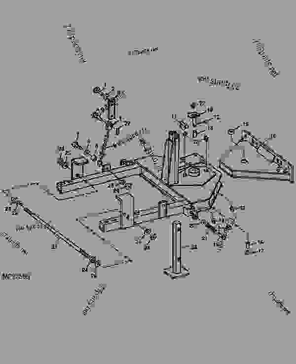 John Deere F925 Engine Diagram Wiring Schematic Diagram