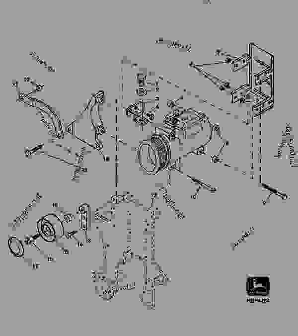 7410 John Deere Ignition Wiring Diagram John Deere 6320 Wiring
