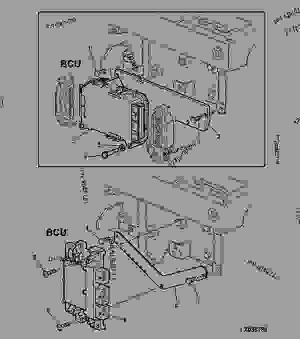john deere 6320 electrical schematic