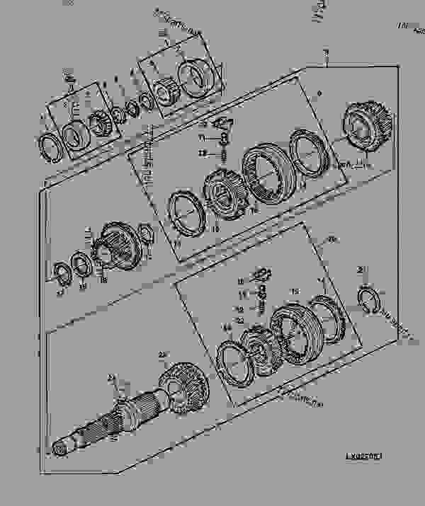 john deere 6200 fuse panel diagram