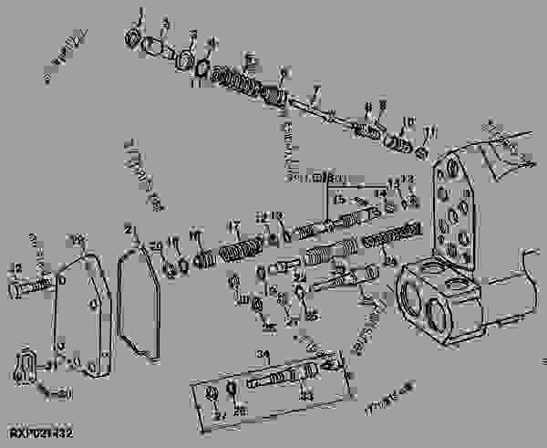 john deere 4020 hydraulic system diagram in 4230