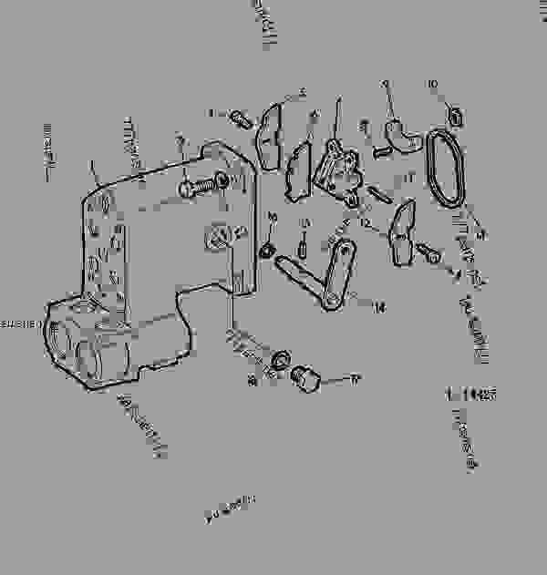 john deere 4020 parts diagram seat