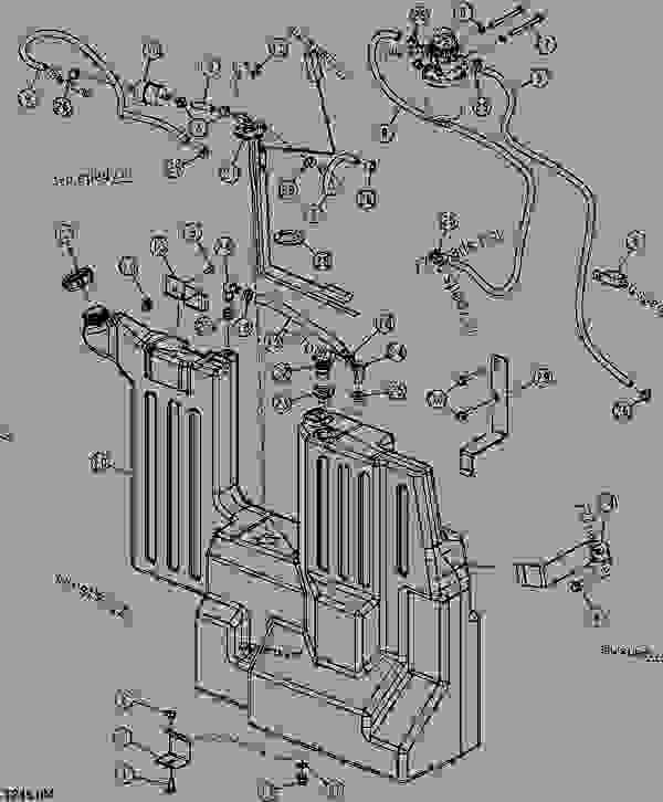 john deere mower wiring diagram fuse box