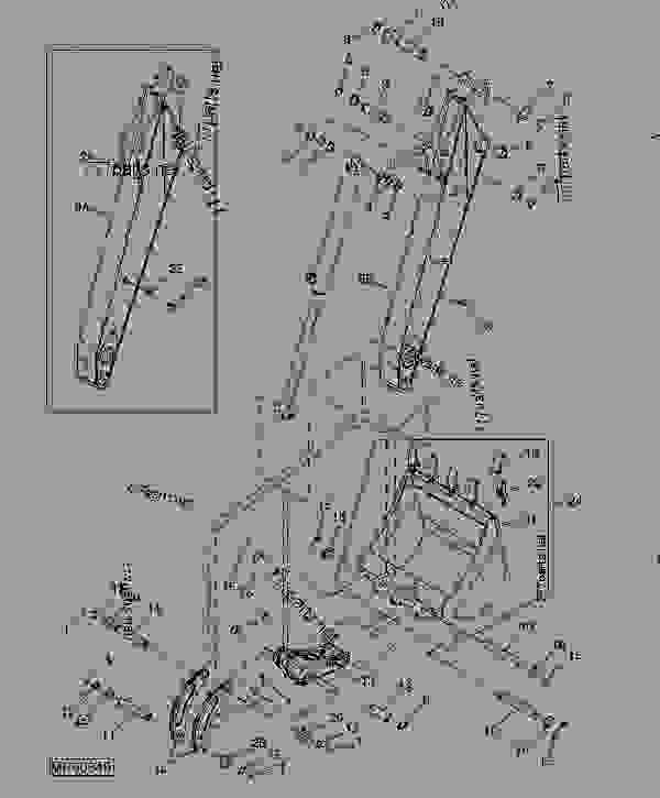 john deere 420c wiring diagram