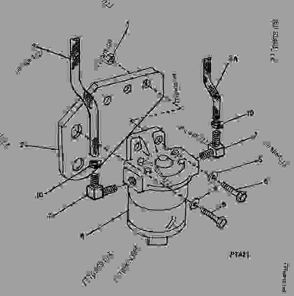 john deere tractor fuel filter 3038e