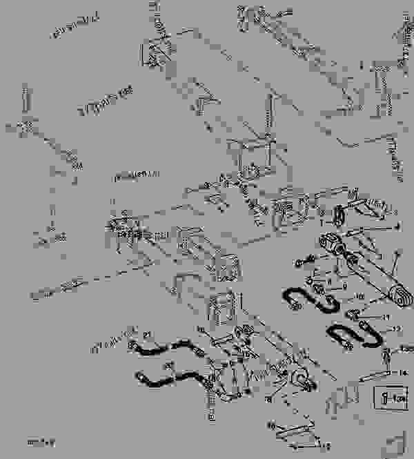 john deere 2020 diesel wiring diagram
