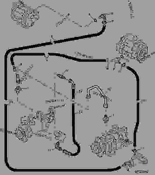 final drive bobcat 773 parts diagrams