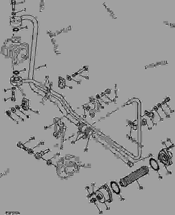 John Deere 7410 Wiring Diagram Wiring Diagram