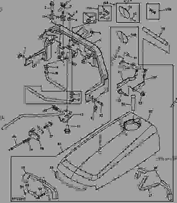2000 john deere 4600 wiring diagram