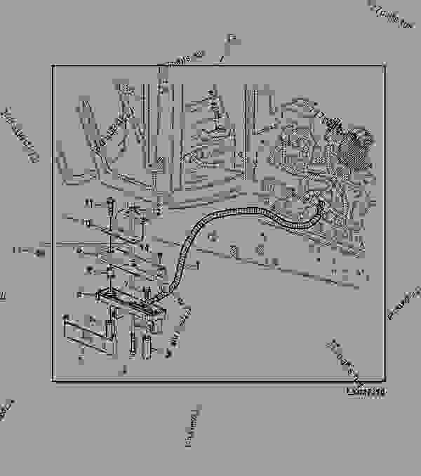 John Deere 6420 Wiring Diagram Wiring Schematic Diagram