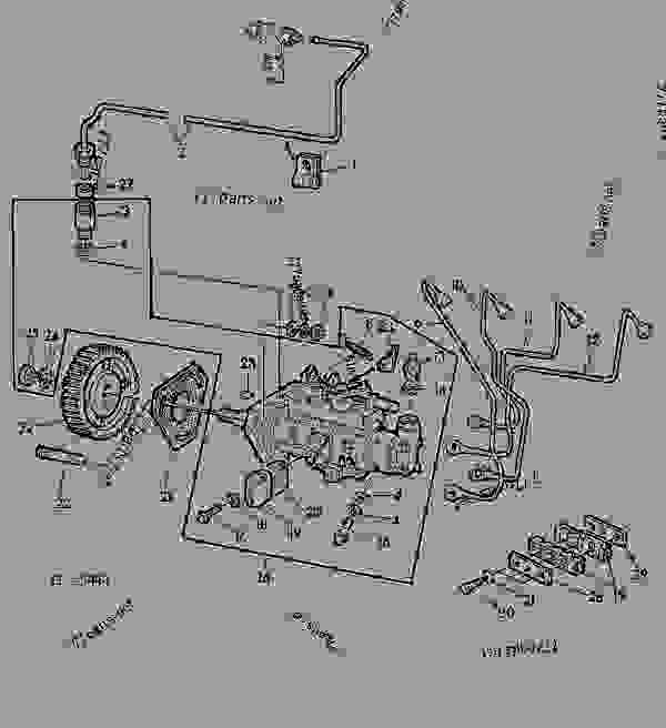 5030 ford tractor wiring diagram