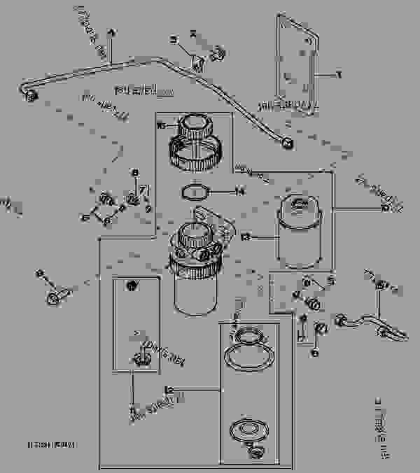 john deere 5e wiring diagram