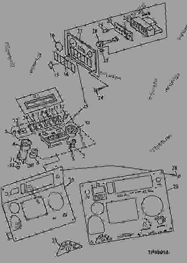 john deere 310se engine diagram