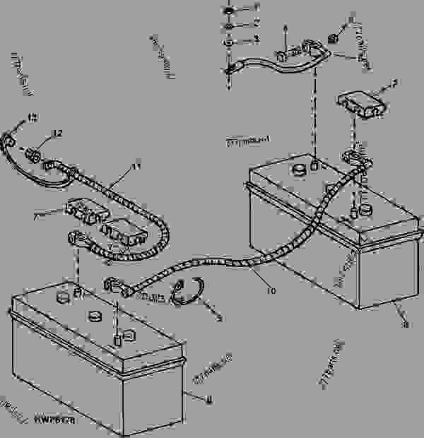 wiring diagram for john deere 4650