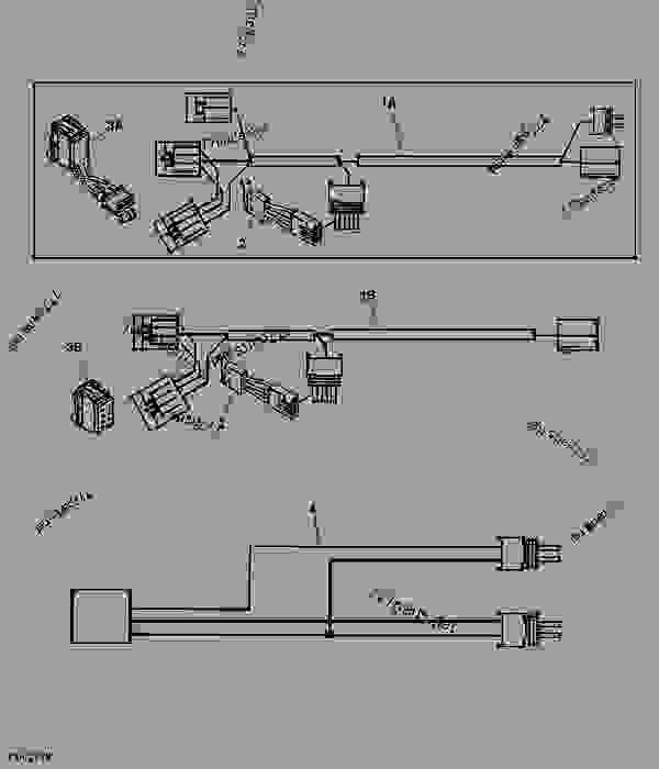 John Deere 4300 Tractor Wiring Diagram Online Wiring Diagram
