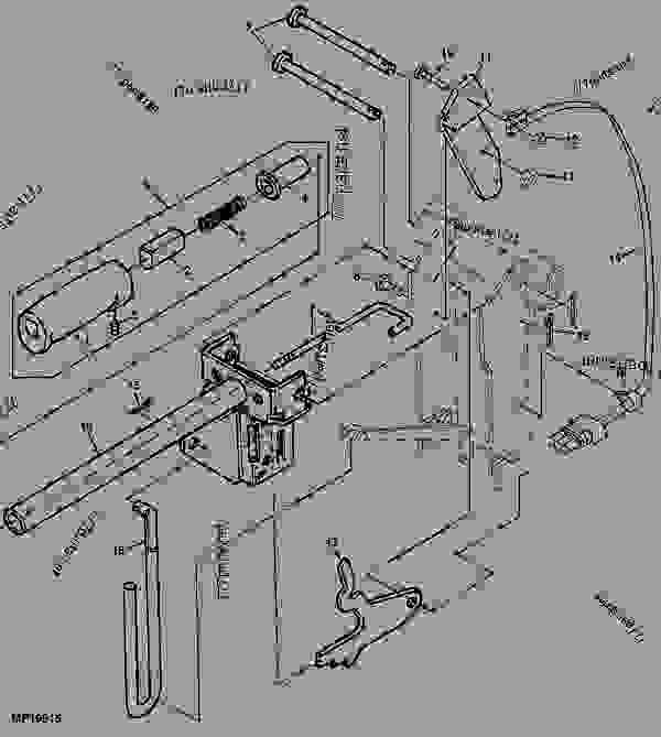 ignition wiring diagram john deere 318