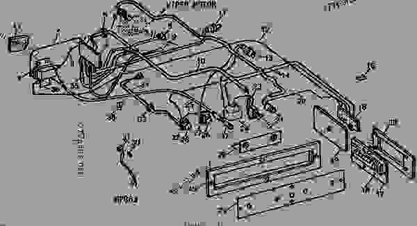 john deere 3720 wiring diagram