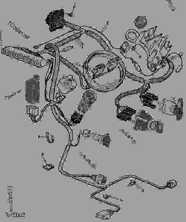 european wiring harness
