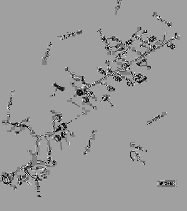 john deere bale trak wiring diagram