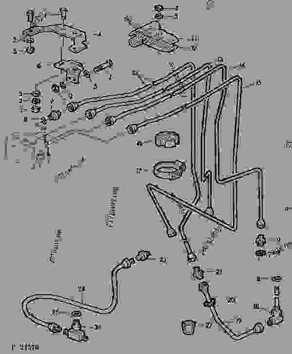 john deere 4430 wiring harness